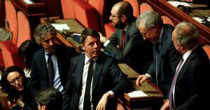 Former Italian Prime Minister Says He's Suing Trump Aide for Slander